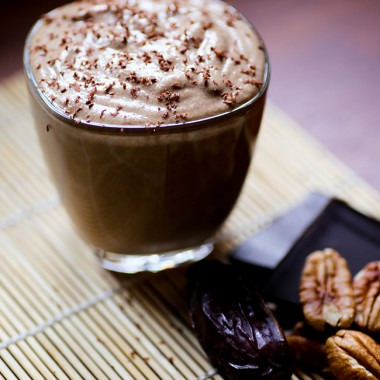 Pecan Date & Cappuccino Smoothie