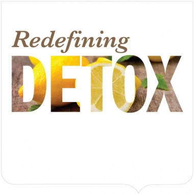 Supporting your body's innate detox capacity