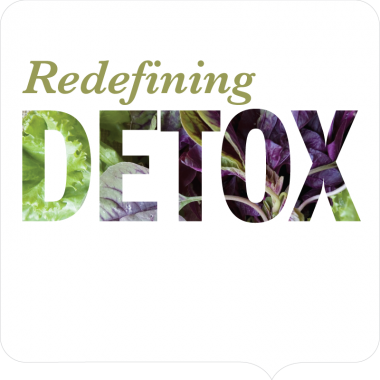 Low-tox living through optimisation of diet, activity and lifestyle