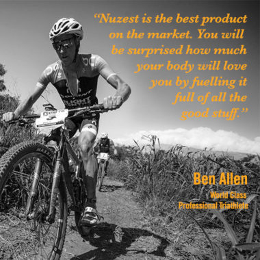Interview with Vegan Professional Athlete Ben Allen