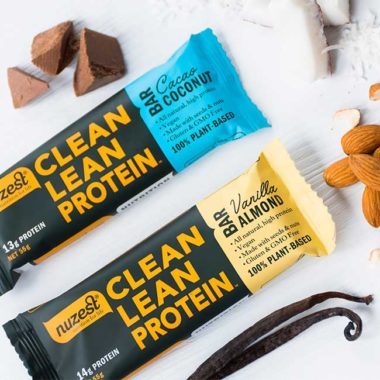 NEW Clean Lean Protein Bars