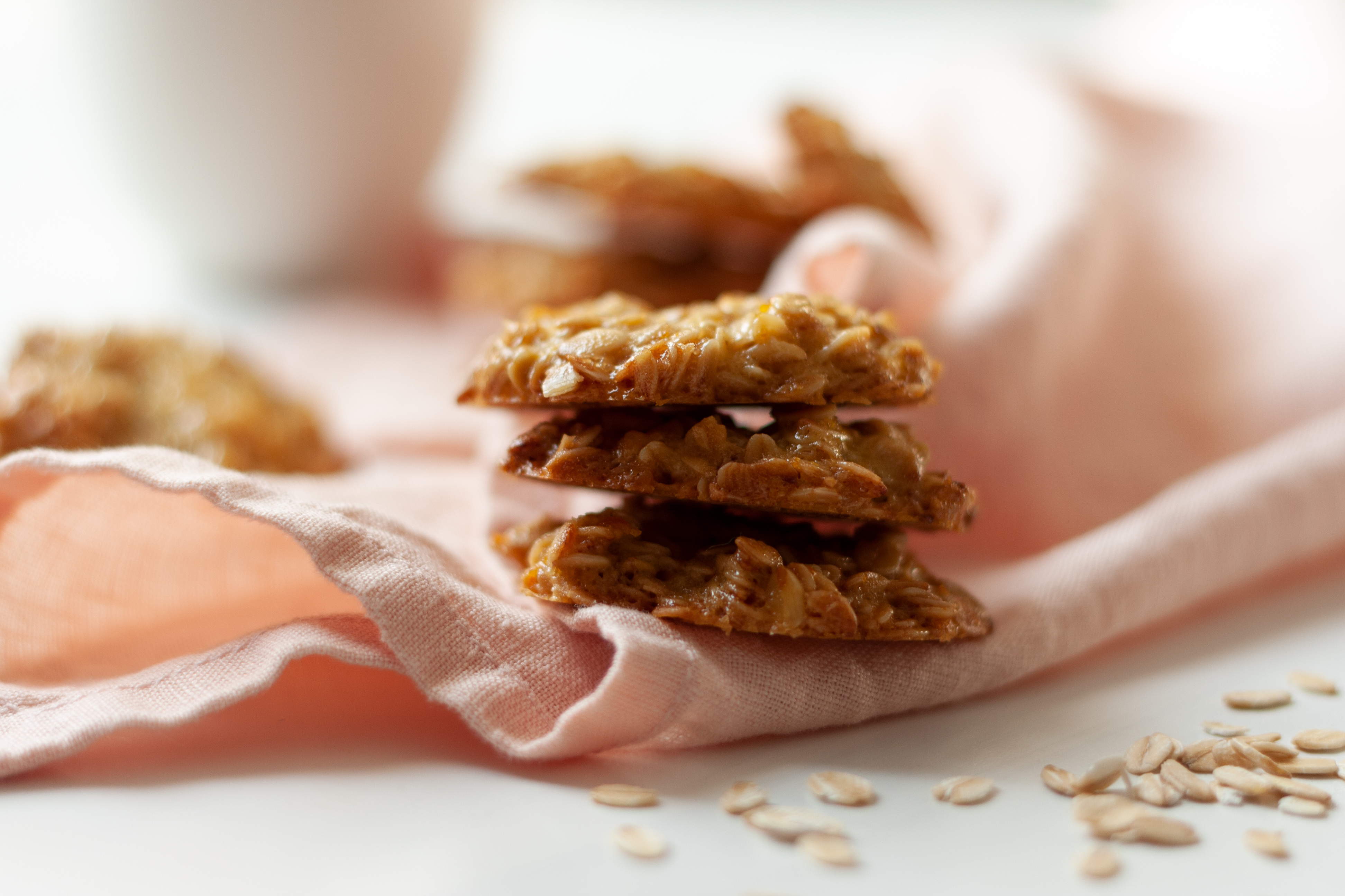 No Bake Oat Cookies