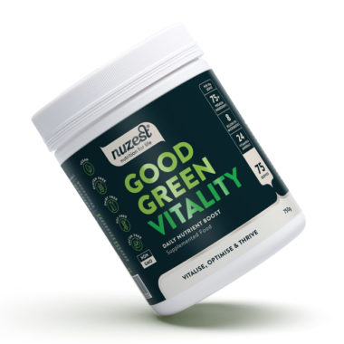 Nuzest Good Green Vitality multi vitamin and mineral supplement