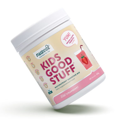 Nuzest Kids Good Stuff multi vitamin and mineral supplement for children